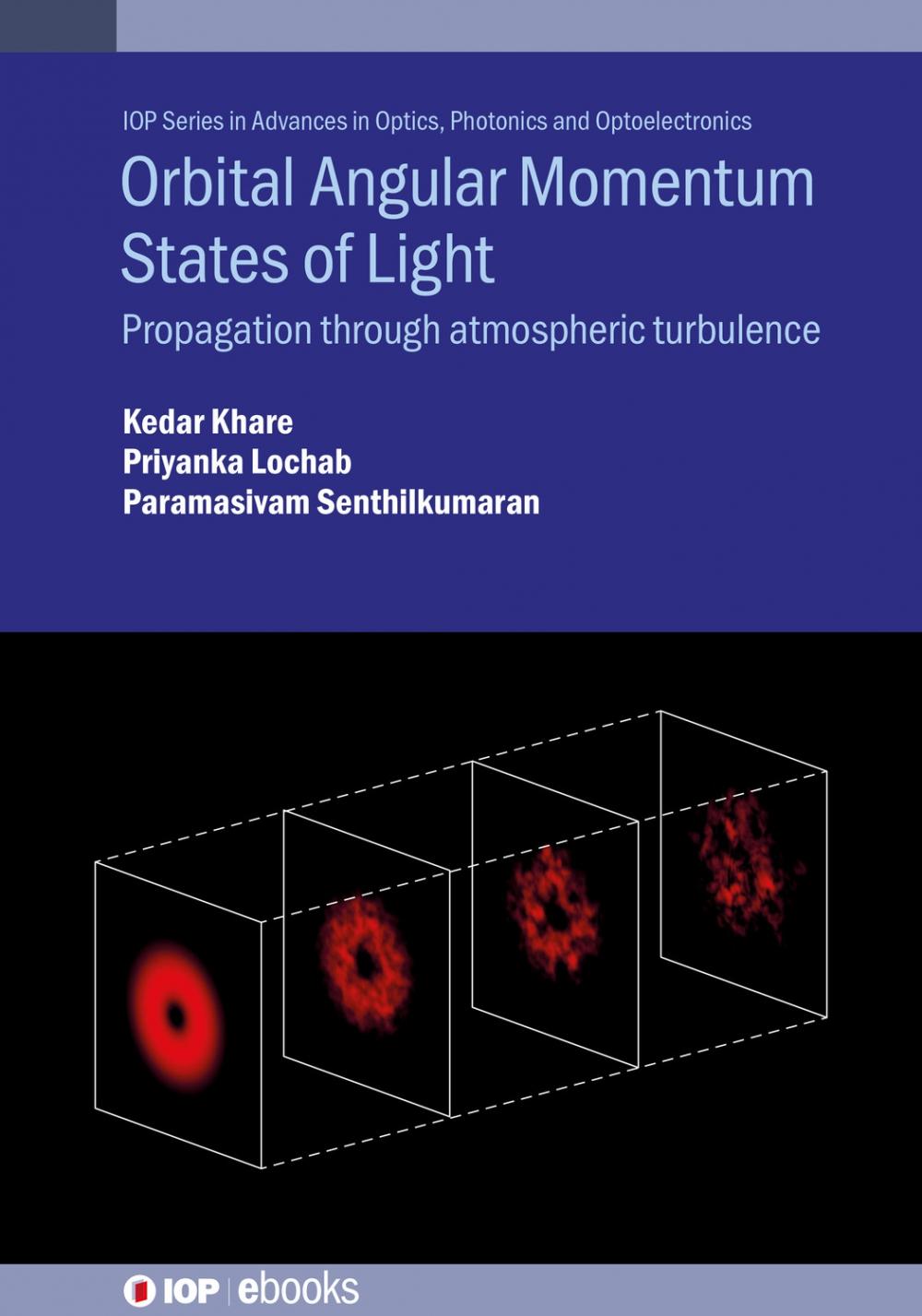 Jacket image for Orbital Angular Momentum States of Light