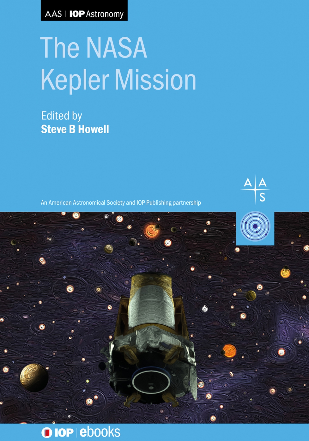 Jacket Image For: The NASA Kepler Mission
