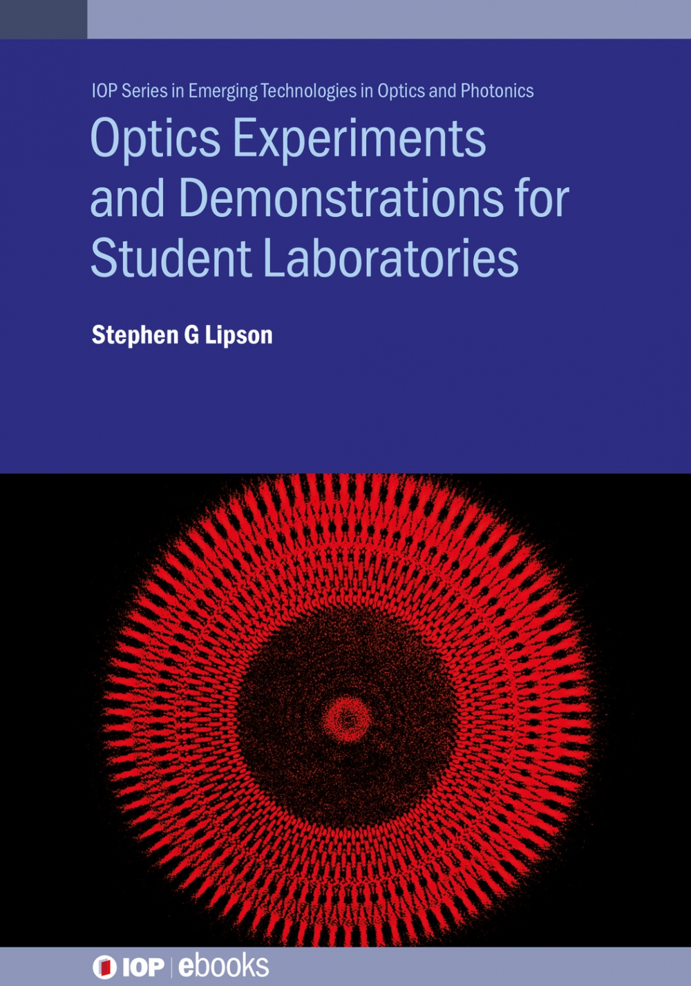 Jacket Image For: Optics Experiments and Demonstrations for Student Laboratories