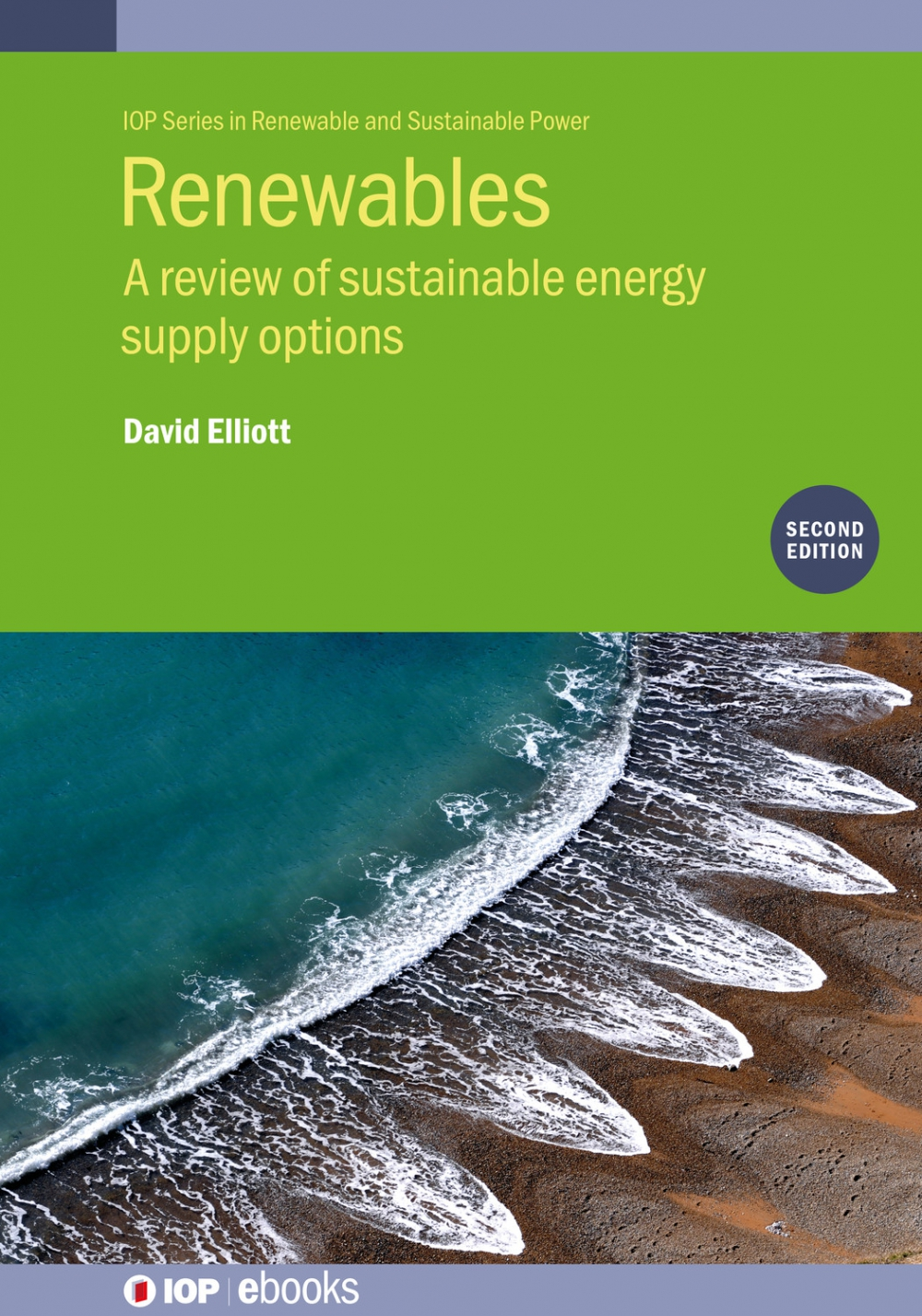 Jacket Image For: Renewables (Second Edition)