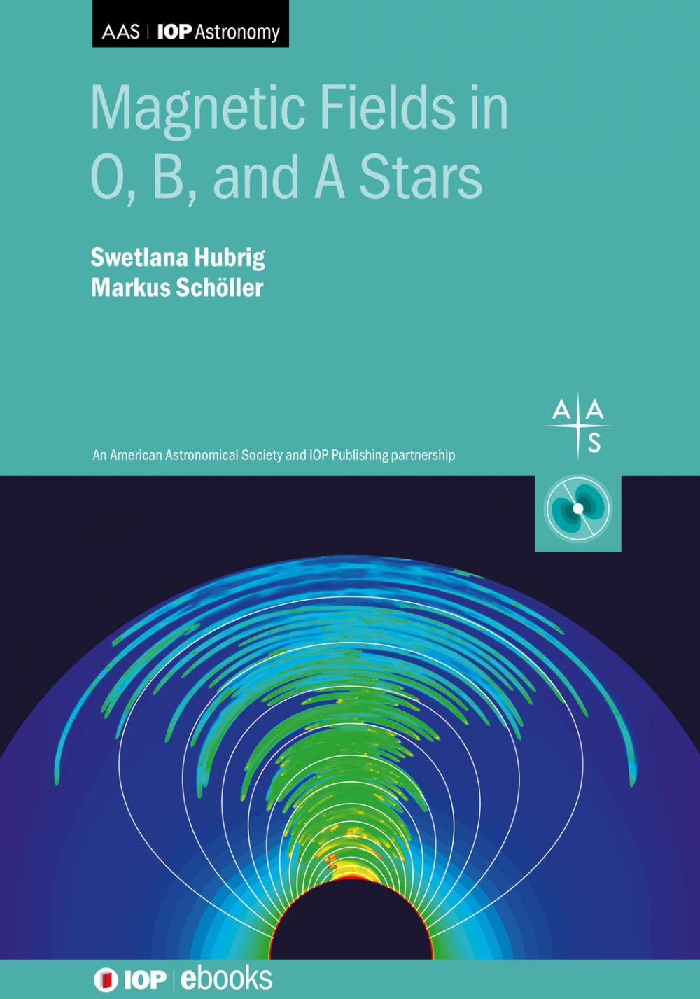 Jacket Image For: Magnetic Fields in O, B, and A Stars