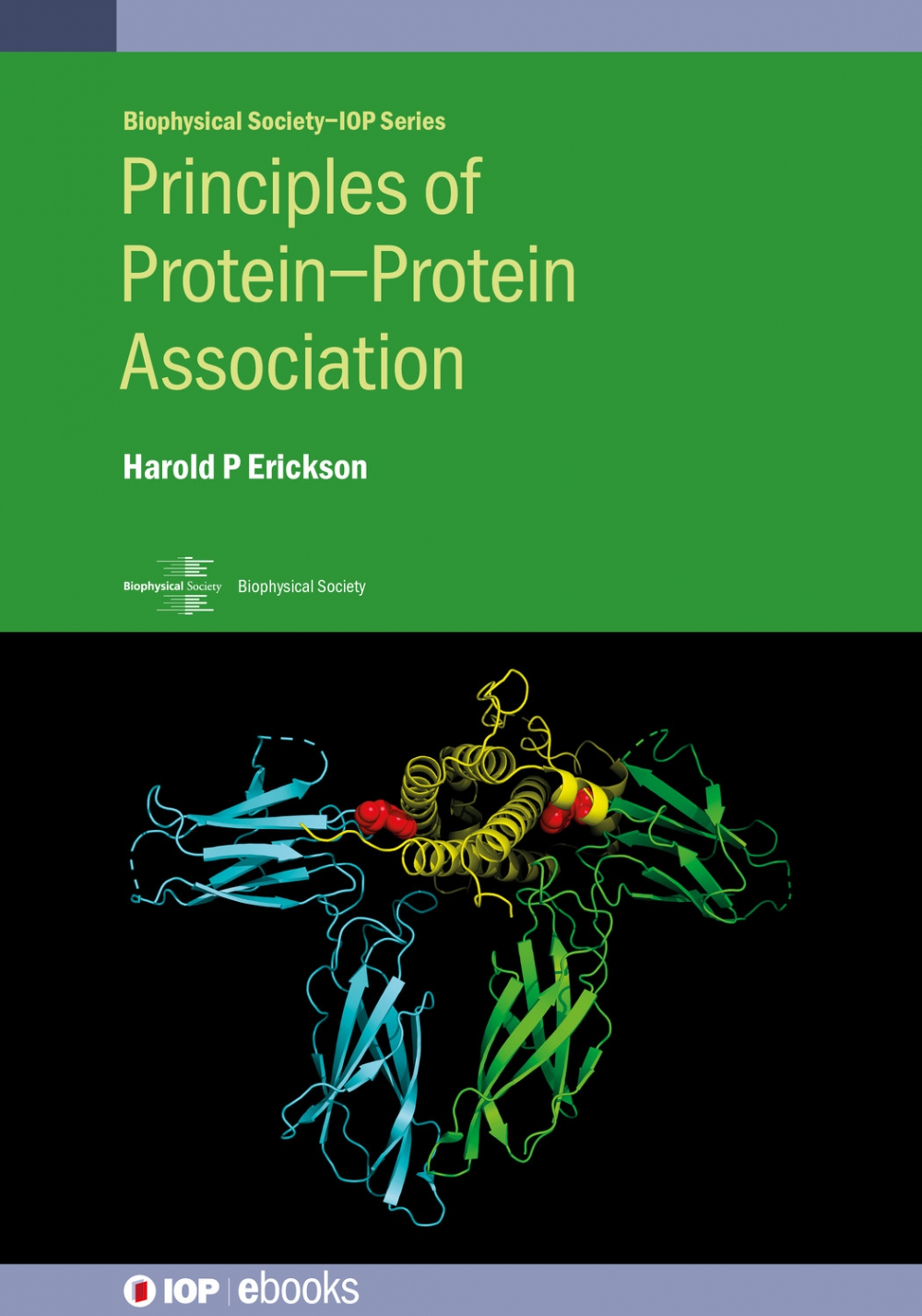 Jacket Image For: Principles of Protein–Protein Association