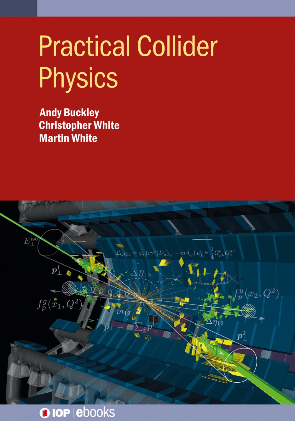 Jacket image for Practical Collider Physics