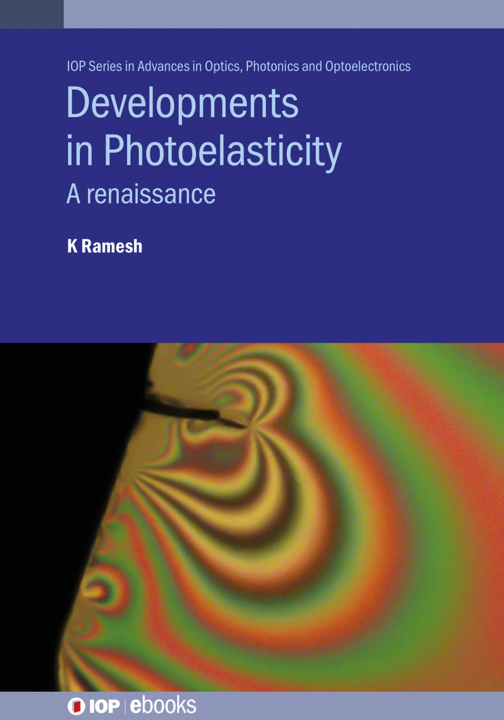 Jacket Image For: Developments in Photoelasticity