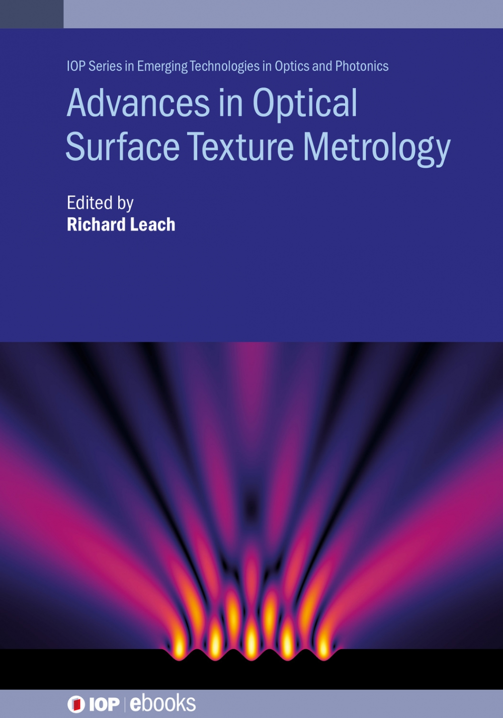 Jacket Image For: Advances in Optical Surface Texture Metrology