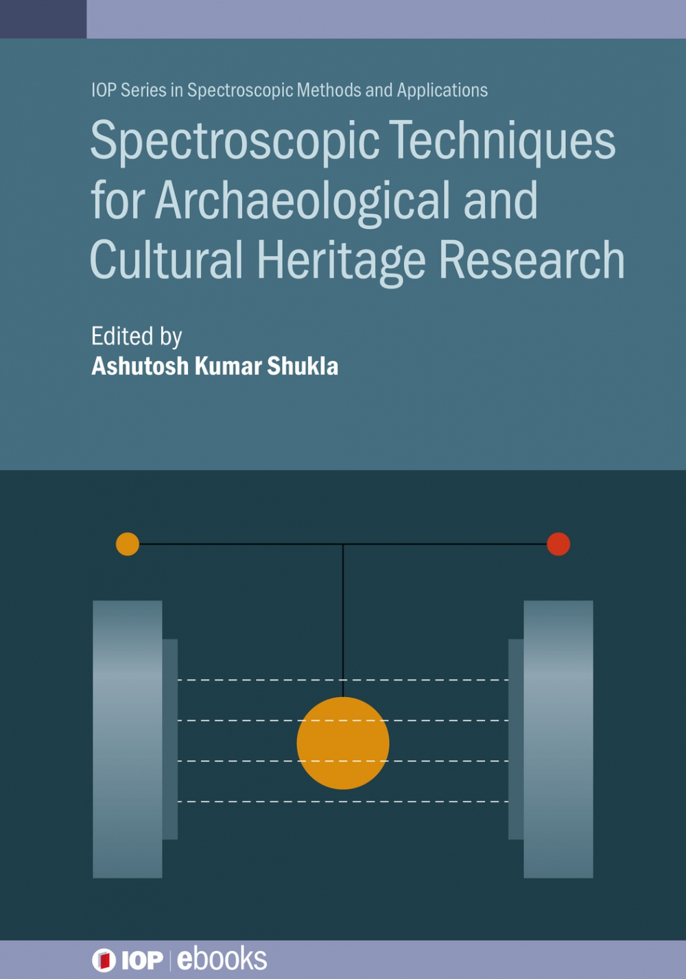 Jacket image for Spectroscopic Techniques for Archaeological and Cultural Heritage Research