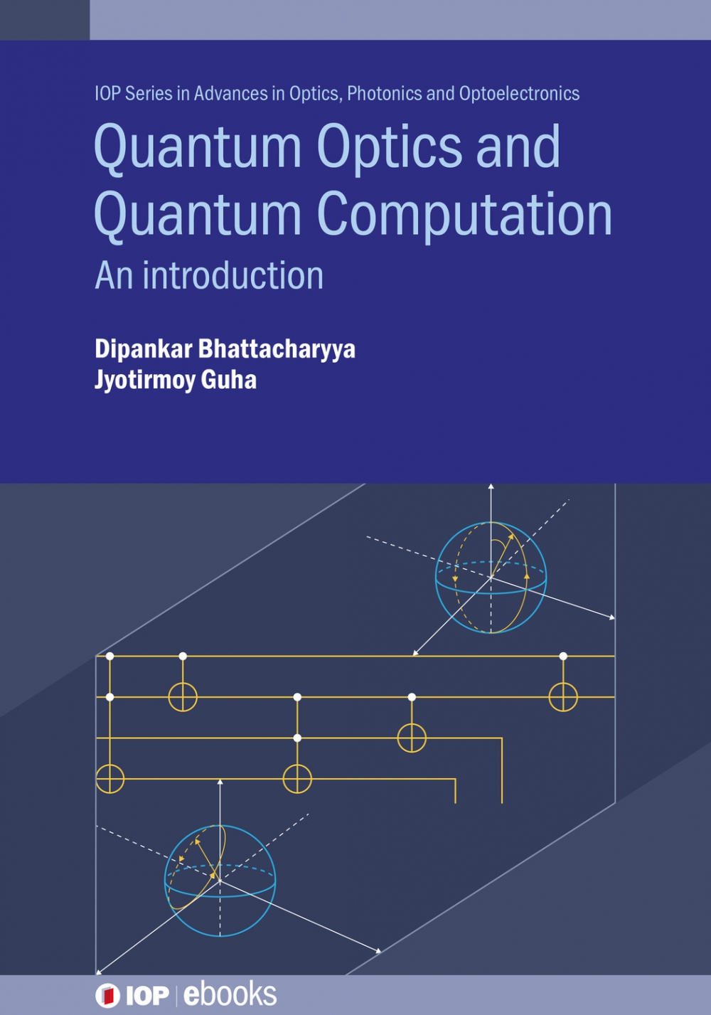 Jacket Image For: Quantum Optics and Quantum Computation