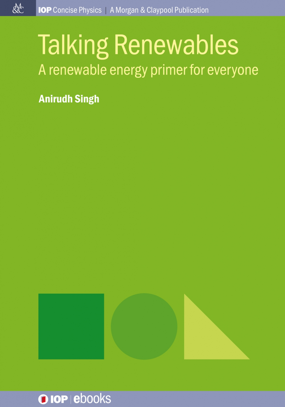 Jacket Image For: Talking Renewables