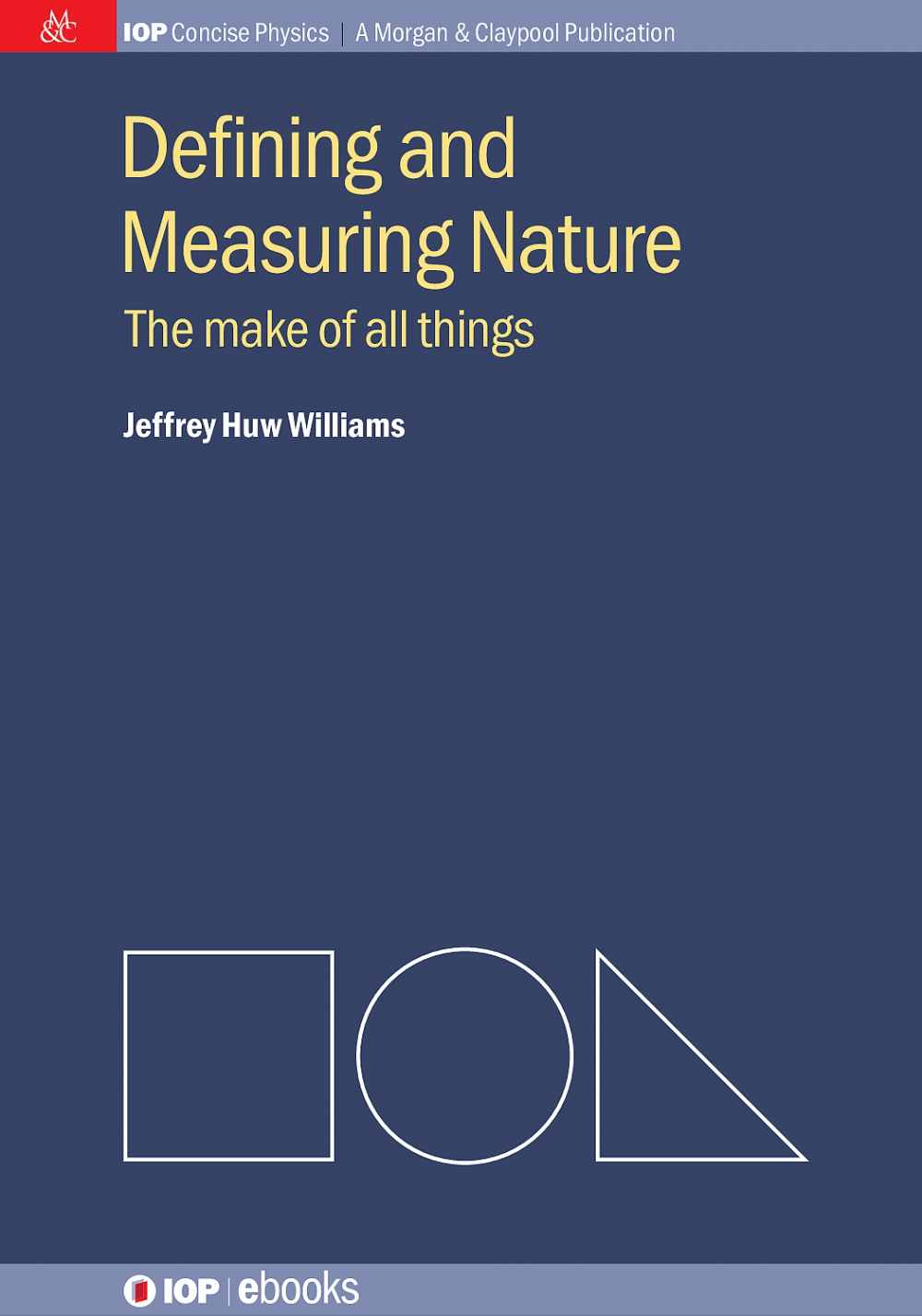 Jacket Image For: Defining and Measuring Nature