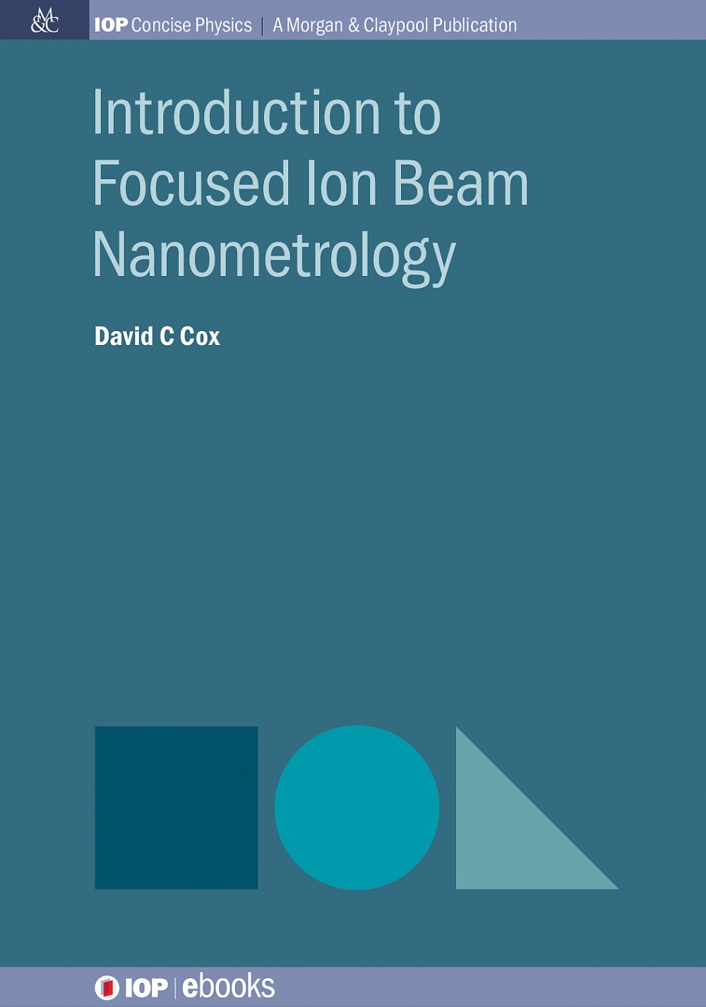 Jacket Image For: Introduction to Focused Ion Beam Nanometrology