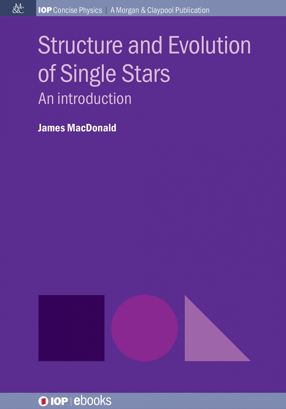 Jacket Image For: Structure and Evolution of Single Stars