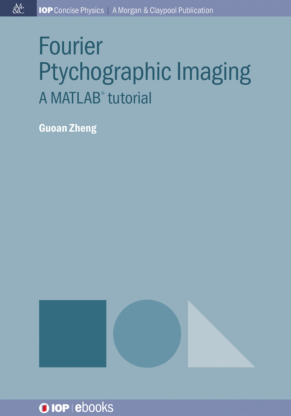 Jacket Image For: Fourier Ptychographic Imaging