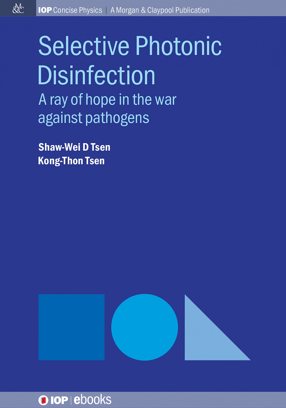 Jacket Image For: Selective Photonic Disinfection