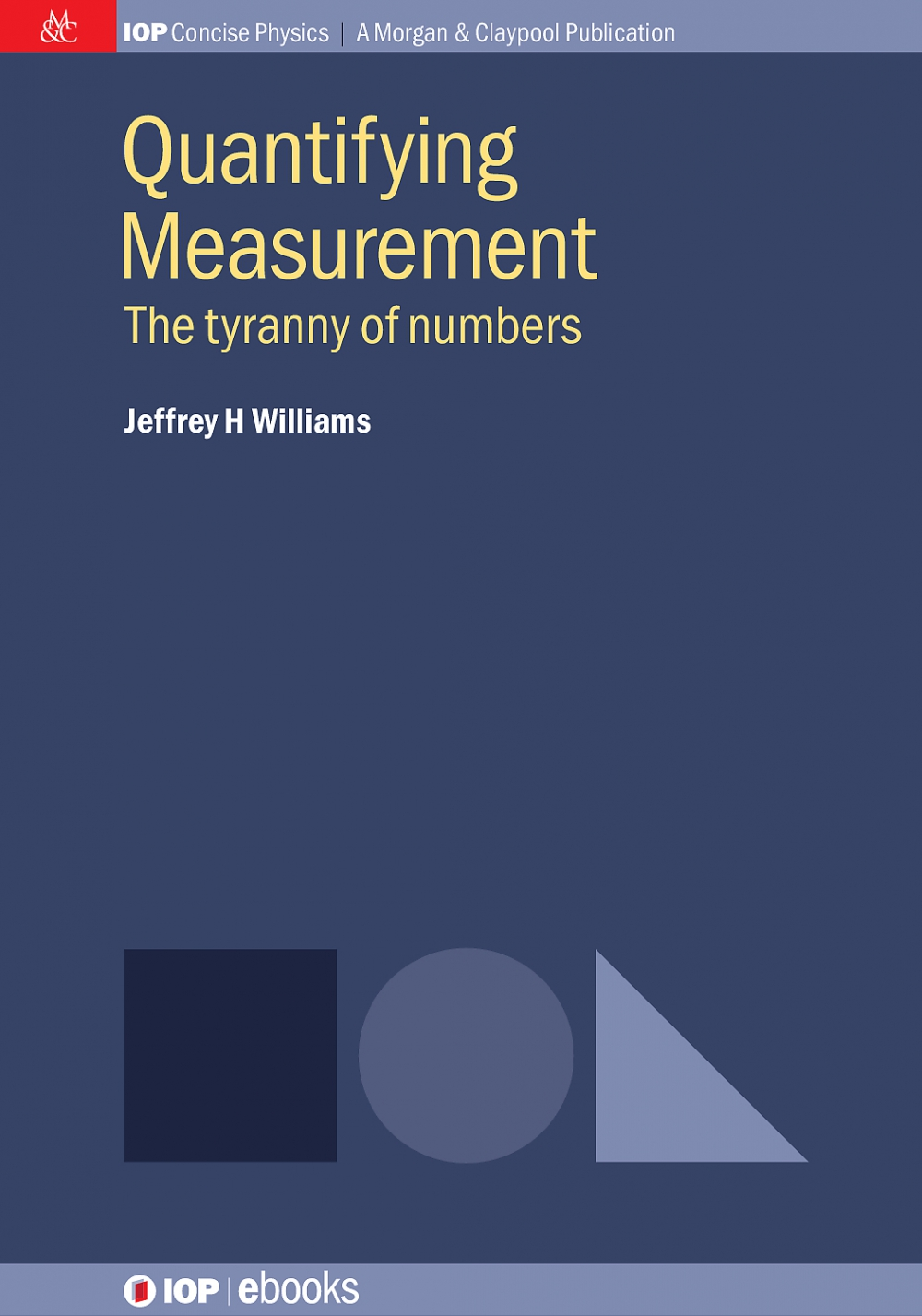 Jacket Image For: Quantifying Measurement