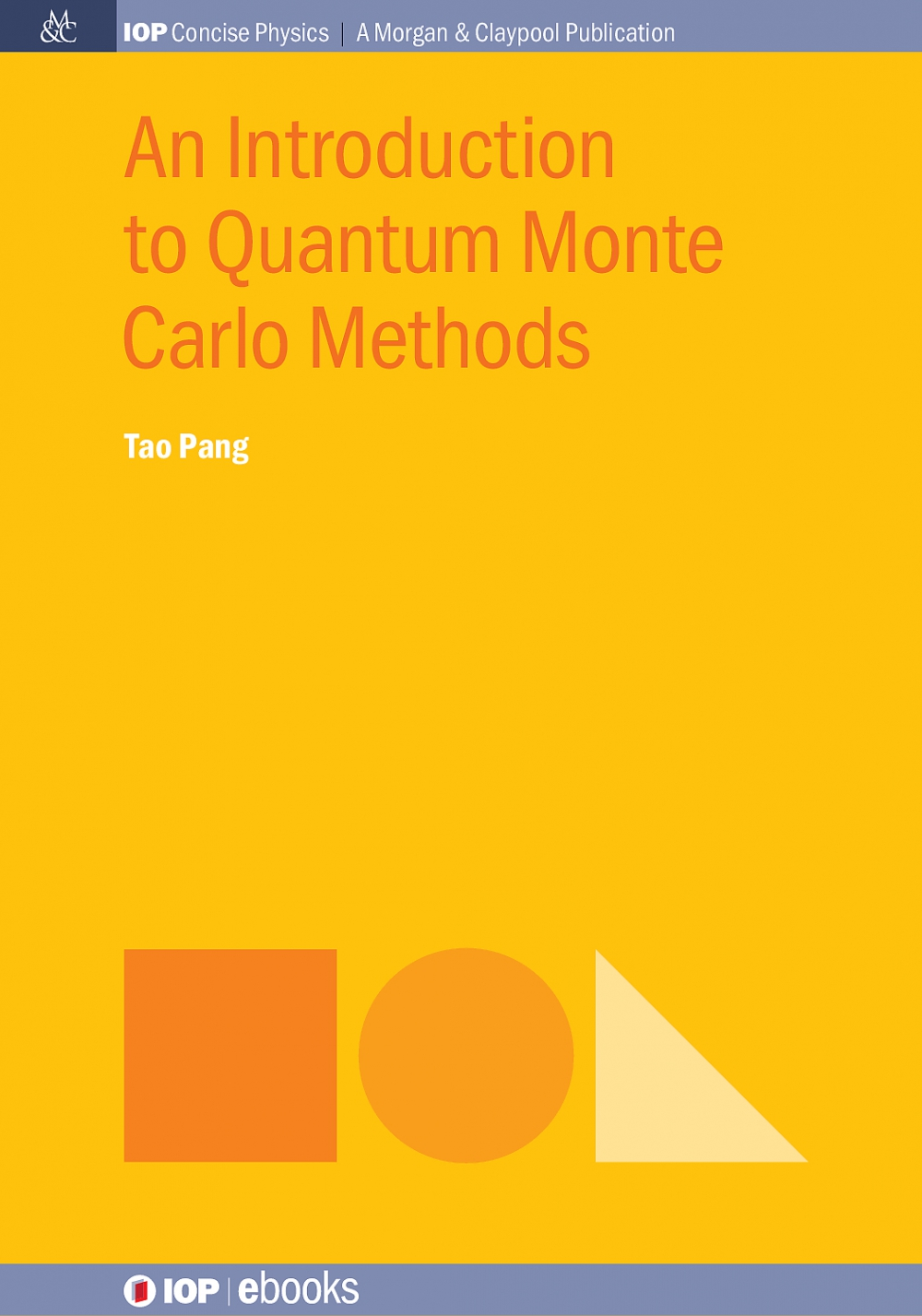 Jacket Image For: An Introduction to Quantum Monte Carlo Methods