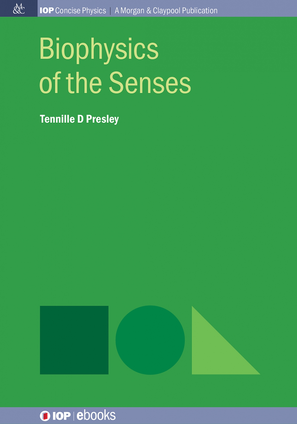 Jacket Image For: Biophysics of the Senses