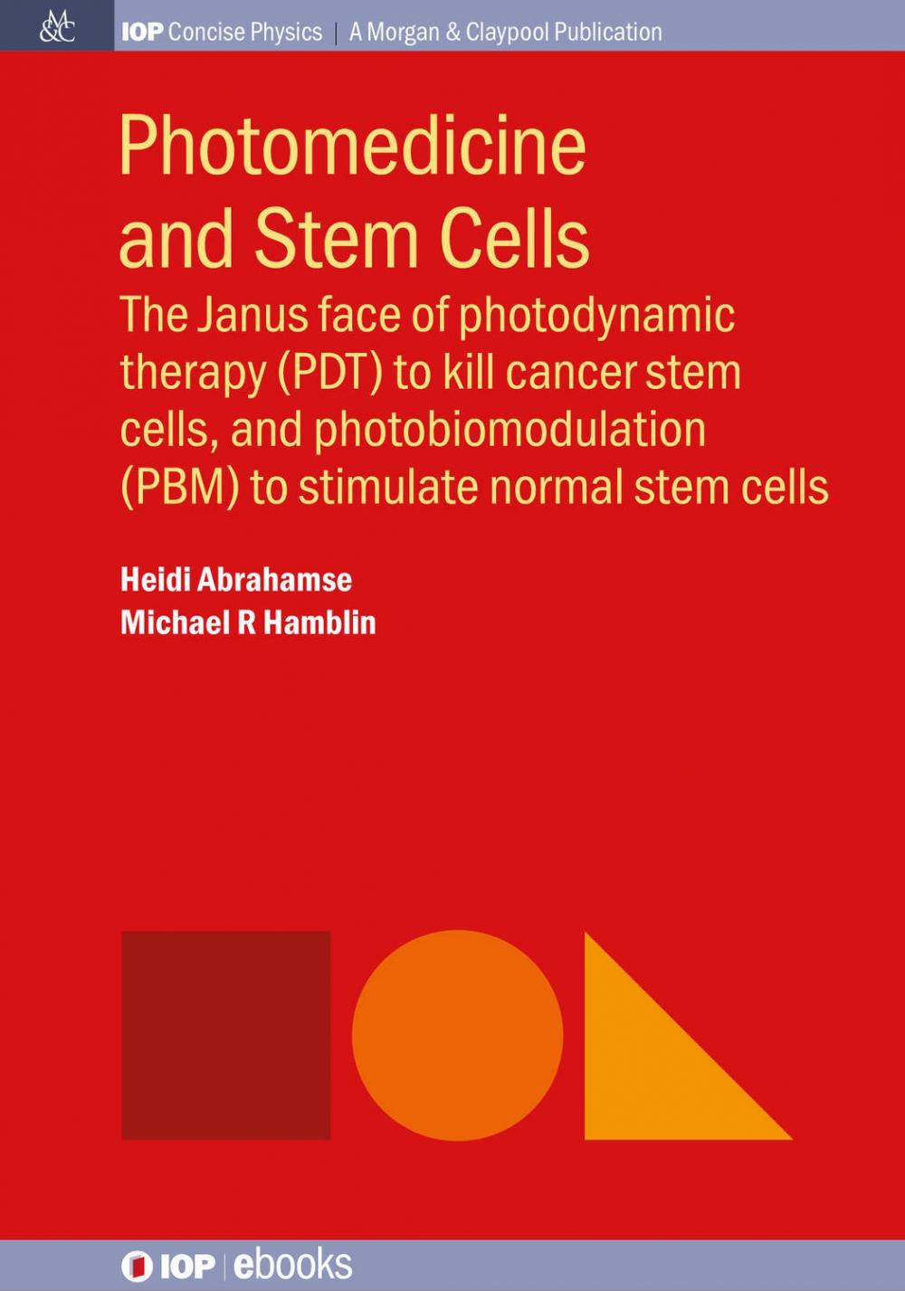 Jacket Image For: Photomedicine and Stem Cells