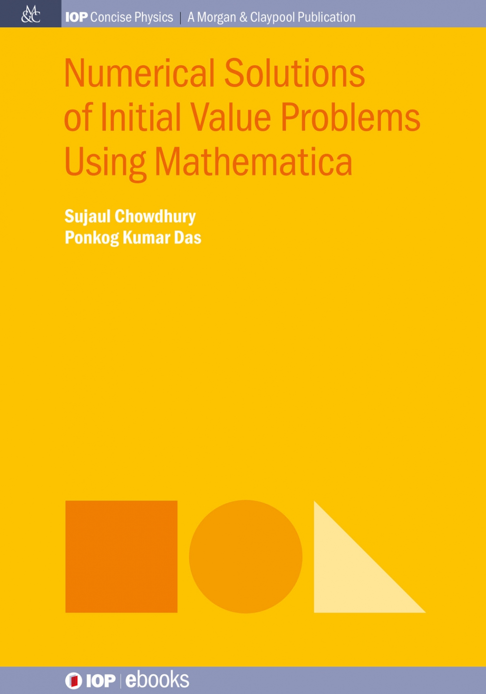 Jacket Image For: Numerical Solutions of Initial Value Problems Using Mathematica