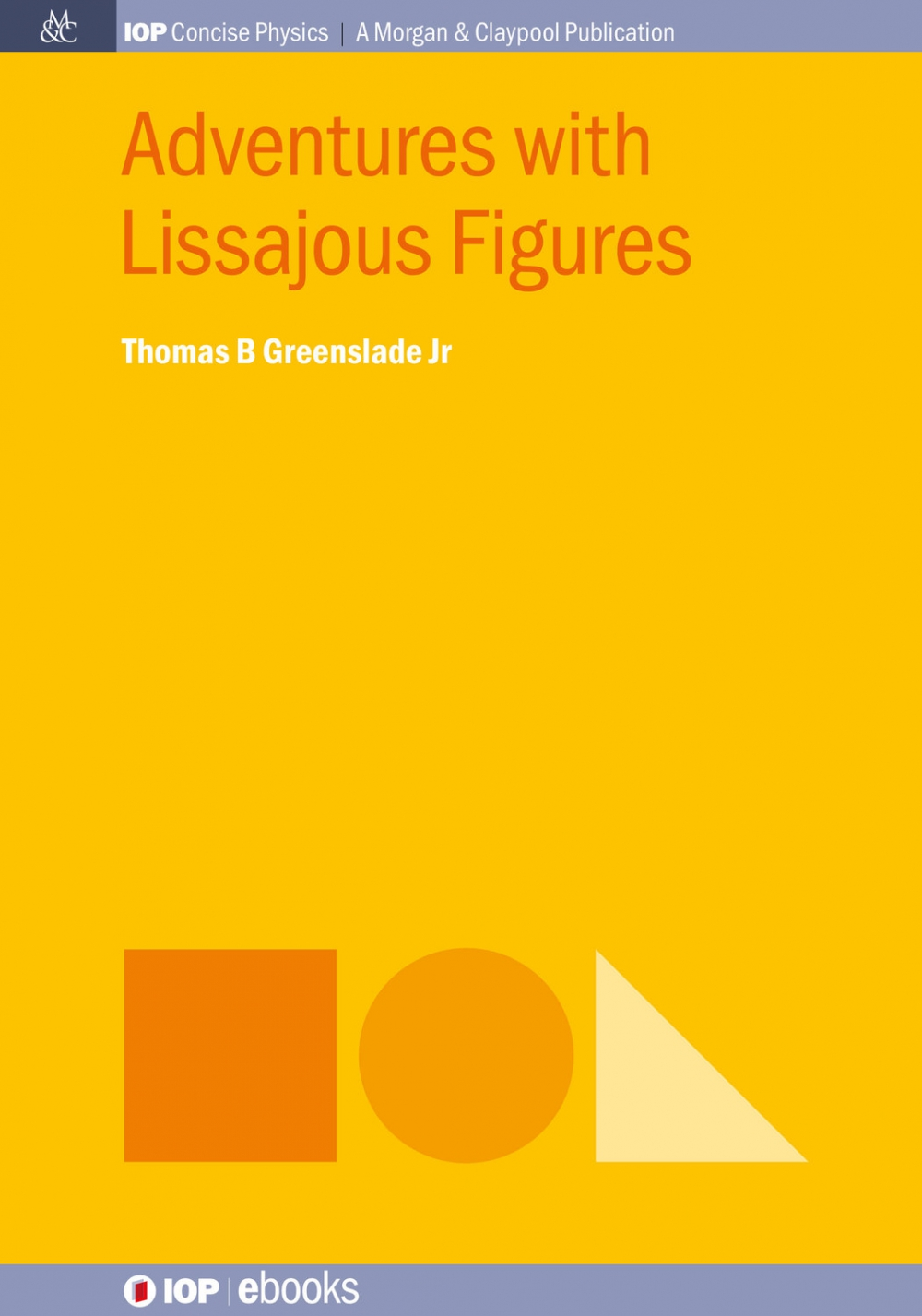 Jacket Image For: Adventures with Lissajous Figures