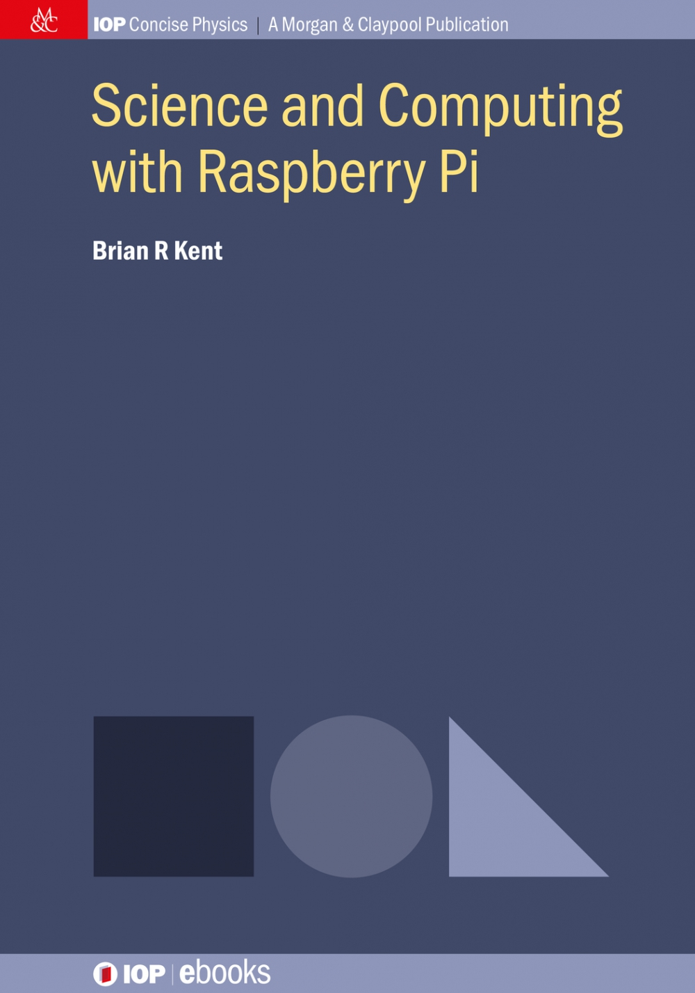 Jacket Image For: Science and Computing with Raspberry Pi
