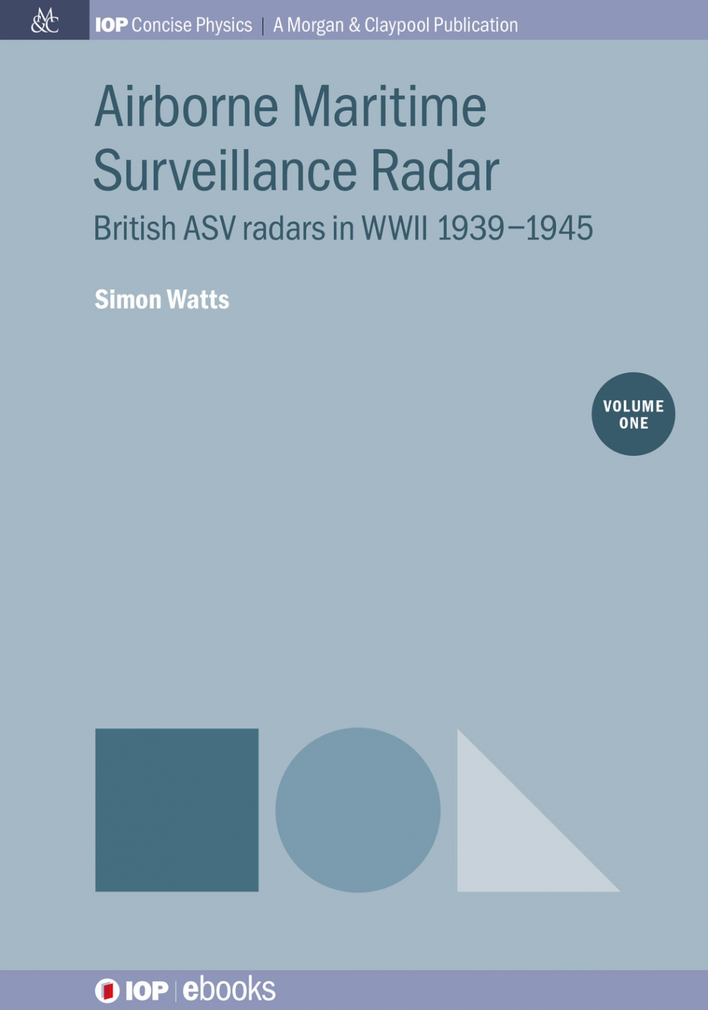 Jacket Image For: Airborne Maritime Surveillance Radar, Volume 1