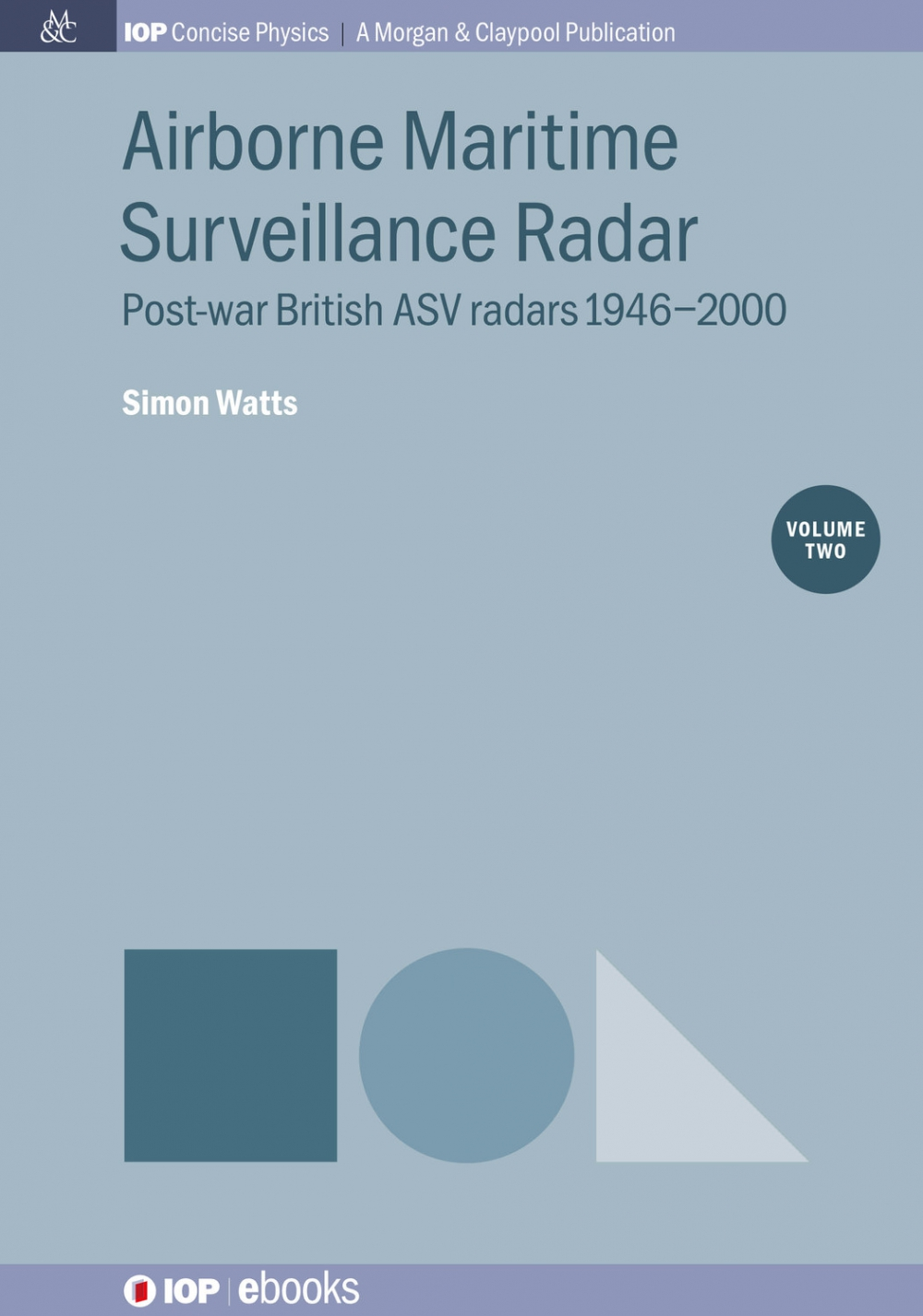 Jacket Image For: Airborne Maritime Surveillance Radar, Volume 2