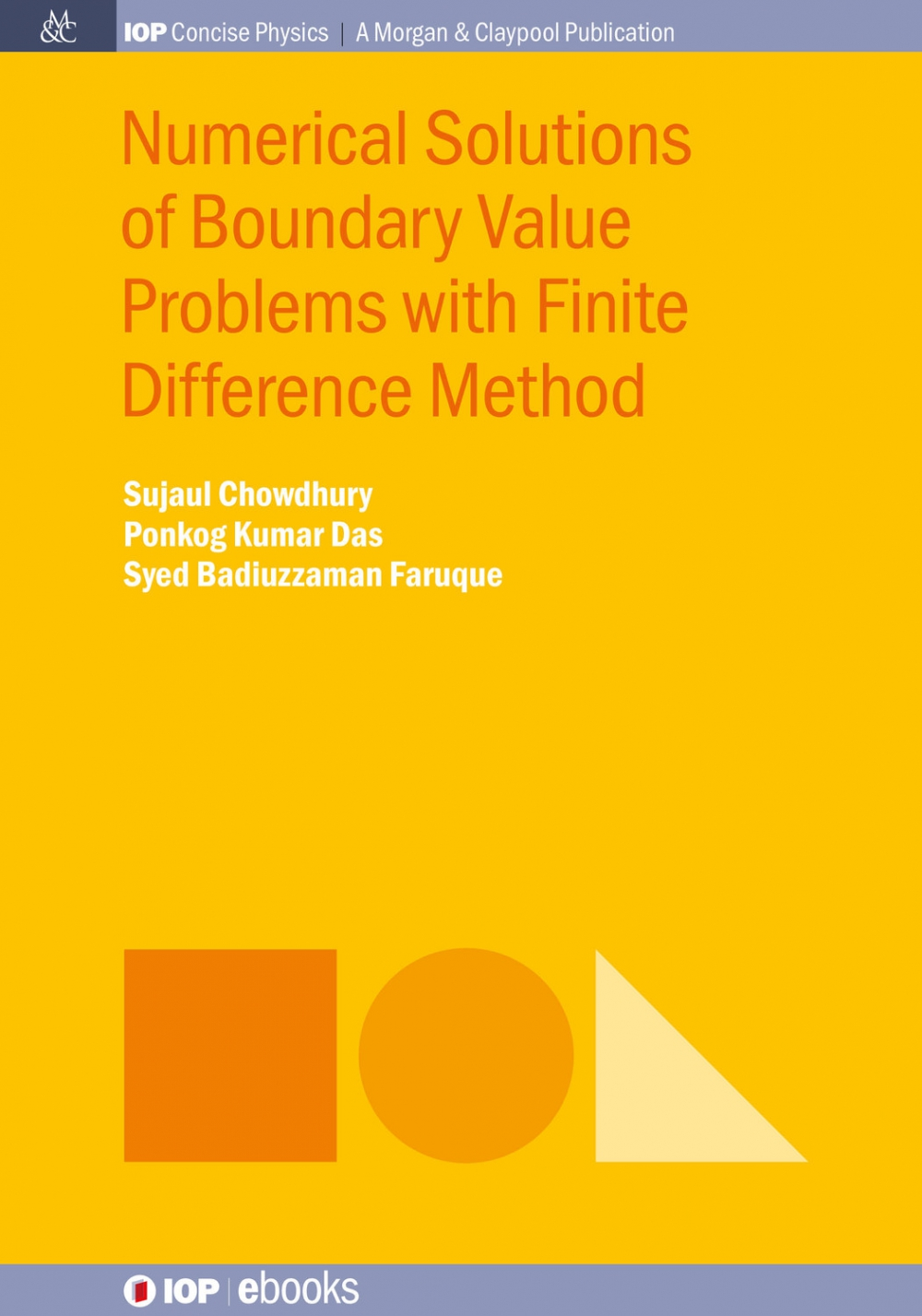 Jacket Image For: Numerical Solutions of Boundary Value Problems with Finite Difference Method