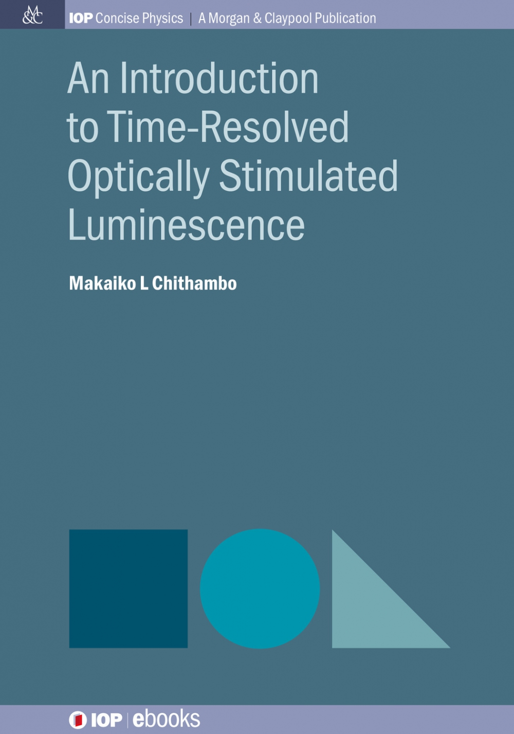 Jacket Image For: An Introduction to Time-Resolved Optically Stimulated Luminescence