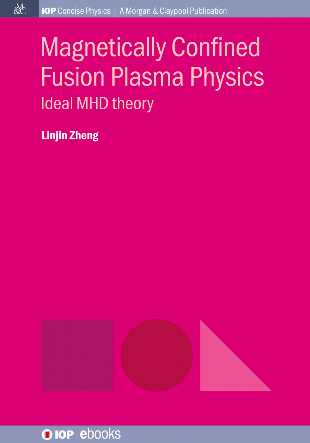 Jacket Image For: Magnetically Confined Fusion Plasma Physics