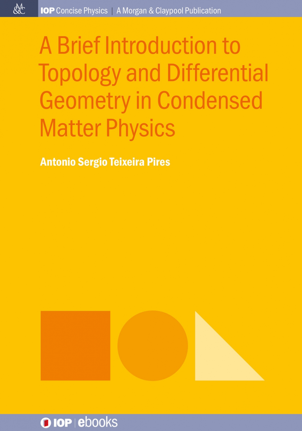 Jacket Image For: A Brief Introduction to Topology and Differential Geometry in Condensed Matter Physics