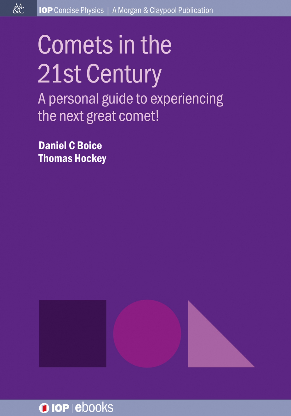 Jacket Image For: Comets in the 21st Century