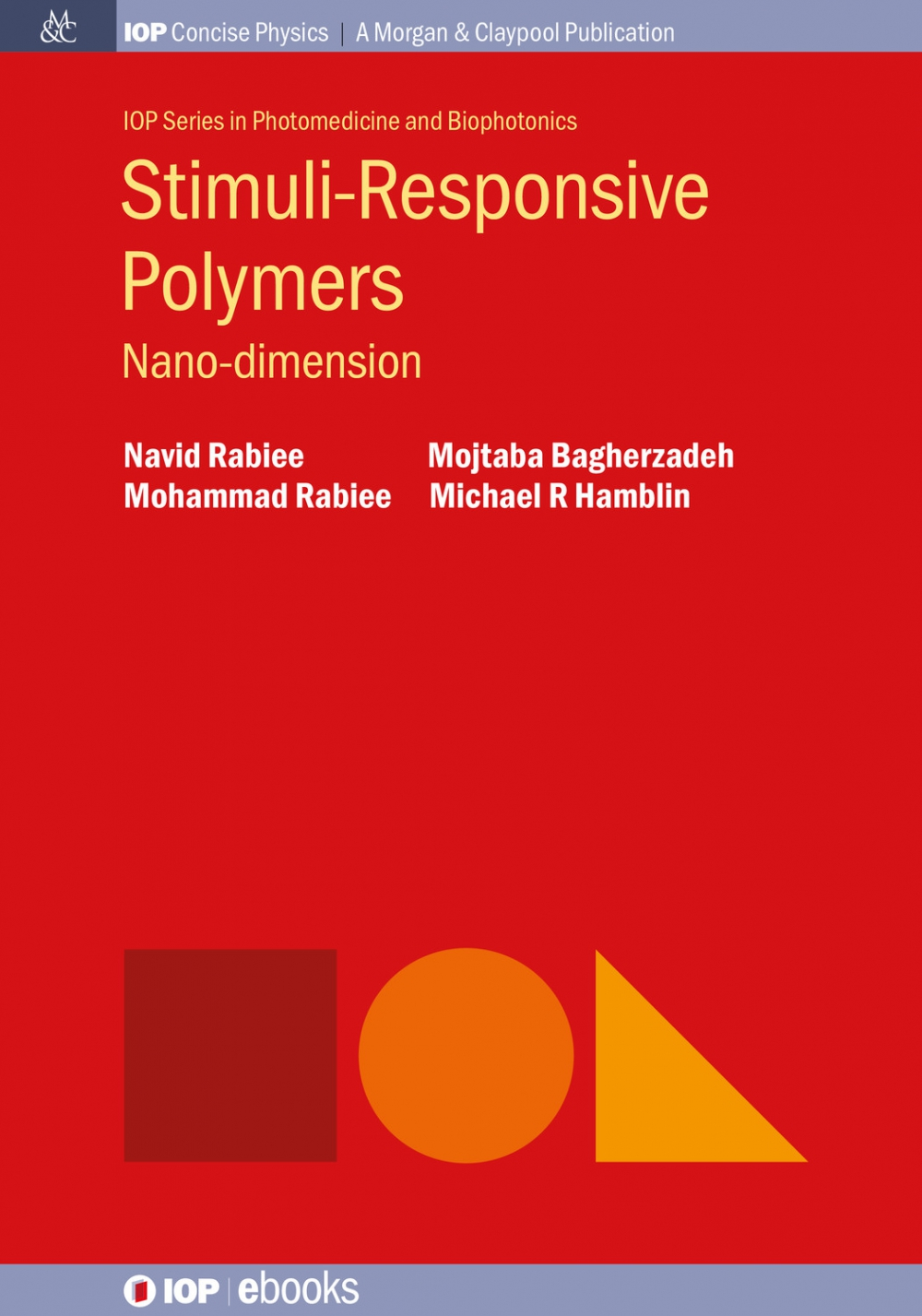 Jacket Image For: Stimuli-Responsive Polymers