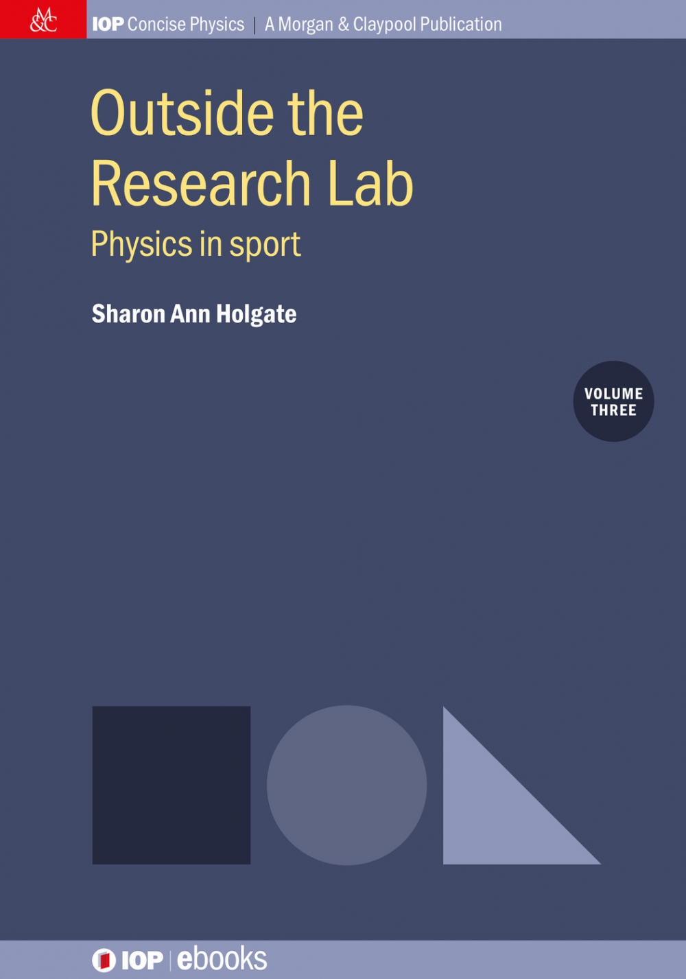 Jacket Image For: Outside the Research Lab, Volume 3