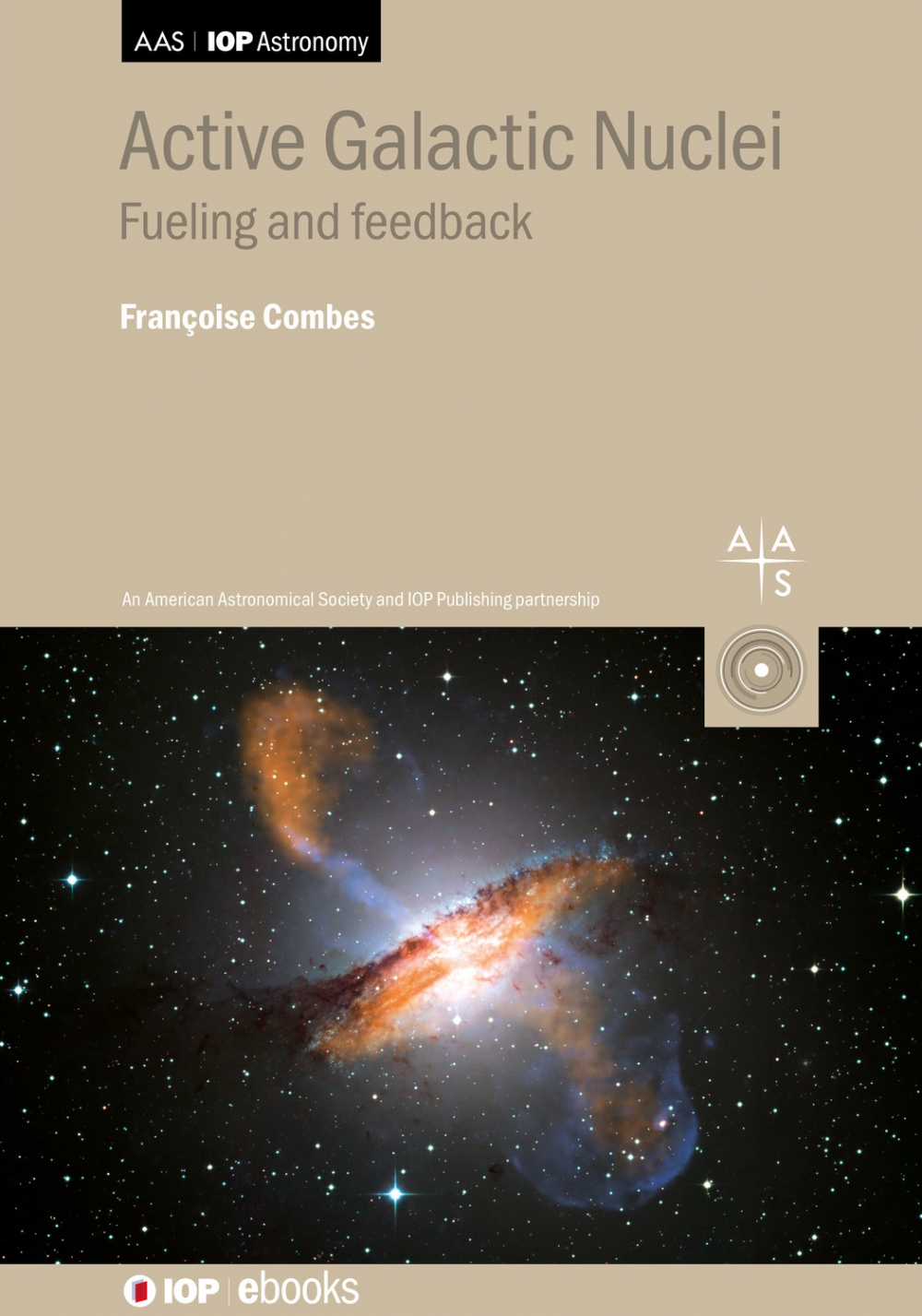 Jacket Image For: Active Galactic Nuclei
