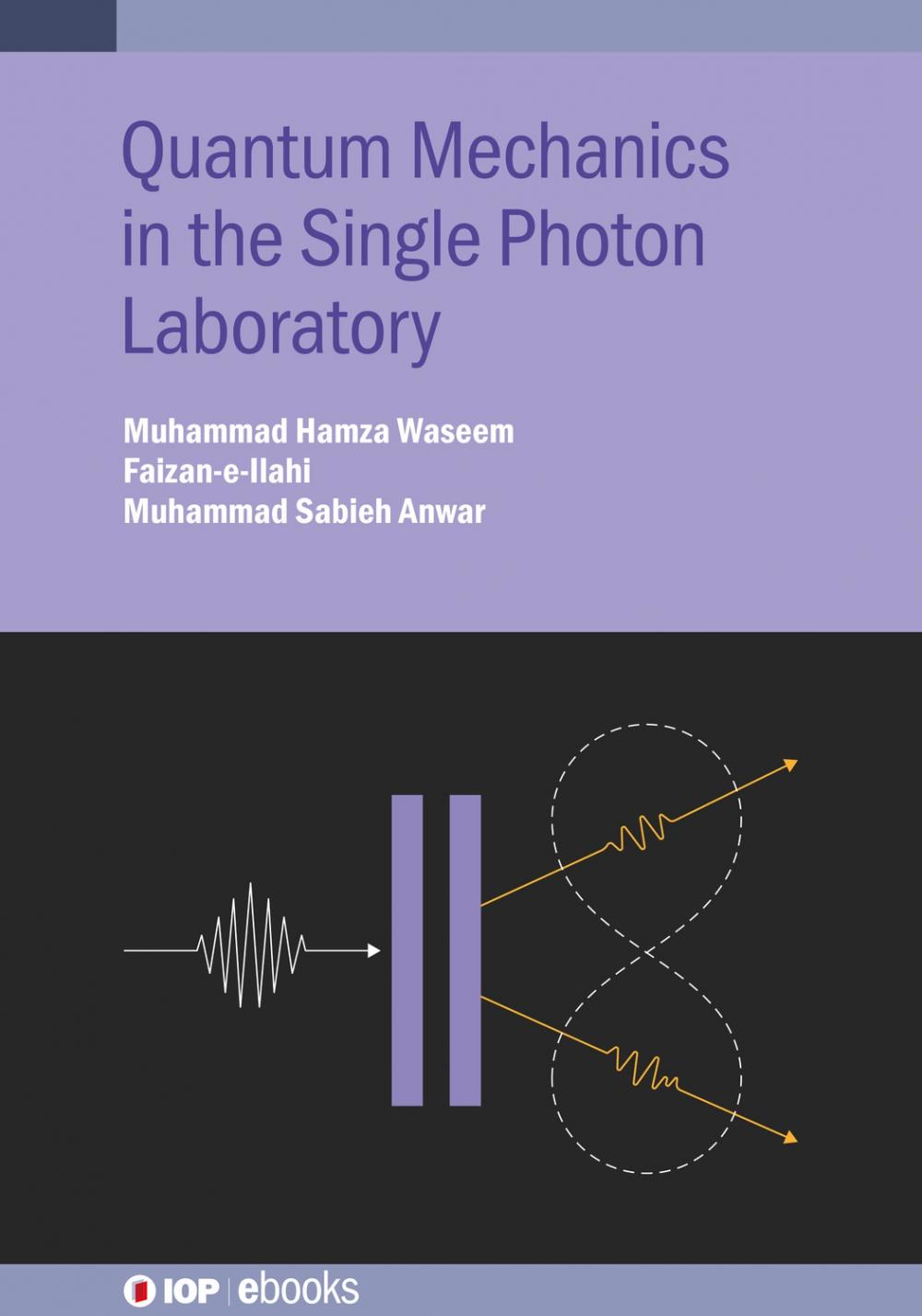 Jacket Image For: Quantum Mechanics in the Single Photon Laboratory