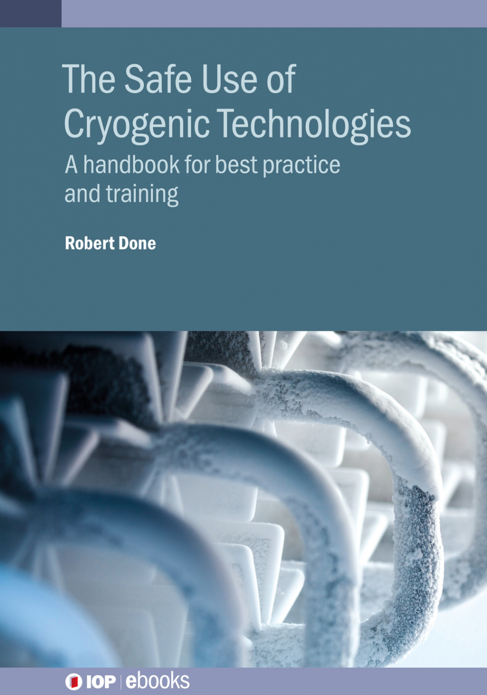 Jacket Image For: The Safe Use of Cryogenic Technologies