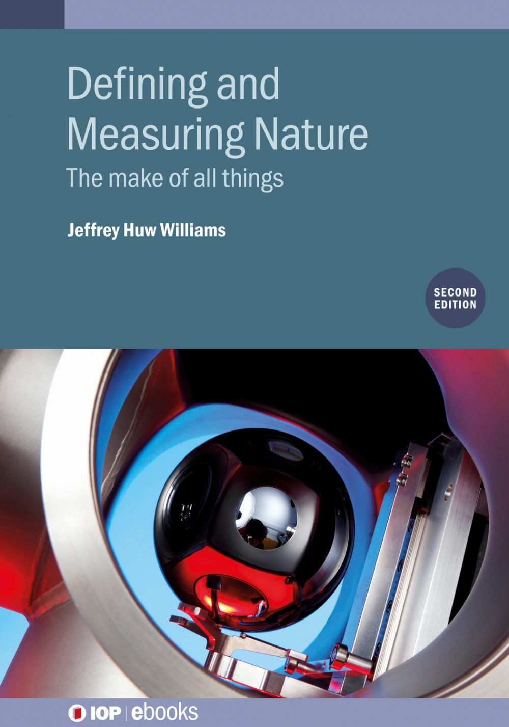 Jacket Image For: Defining and Measuring Nature (Second Edition)