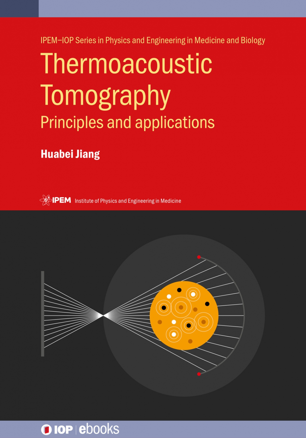 Jacket Image For: Thermoacoustic Tomography