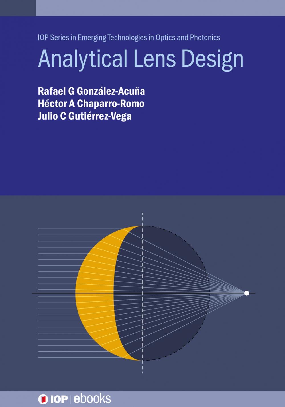 Jacket Image For: Analytical Lens Design