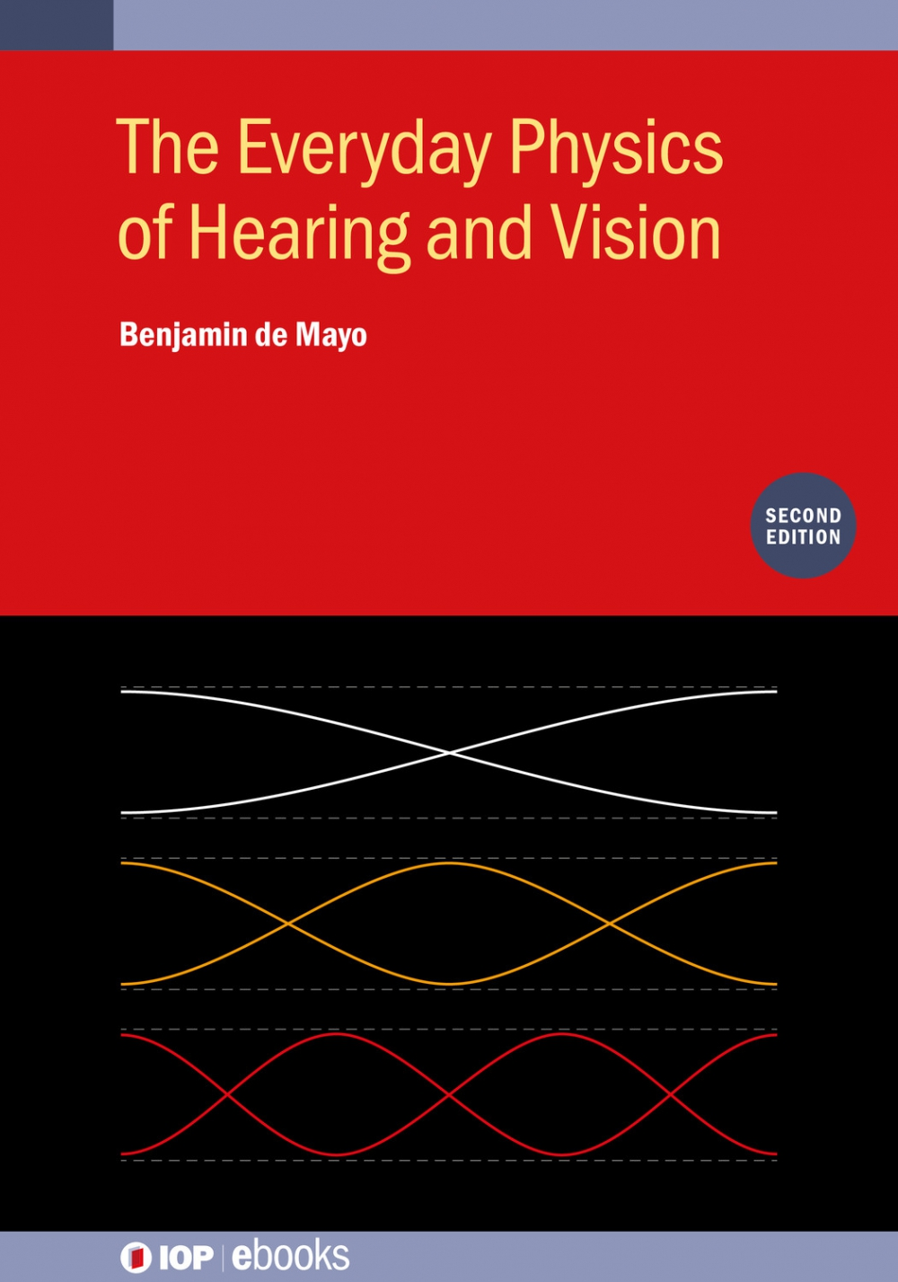 Jacket image for The Everyday Physics of Hearing and Vision (Second Edition)