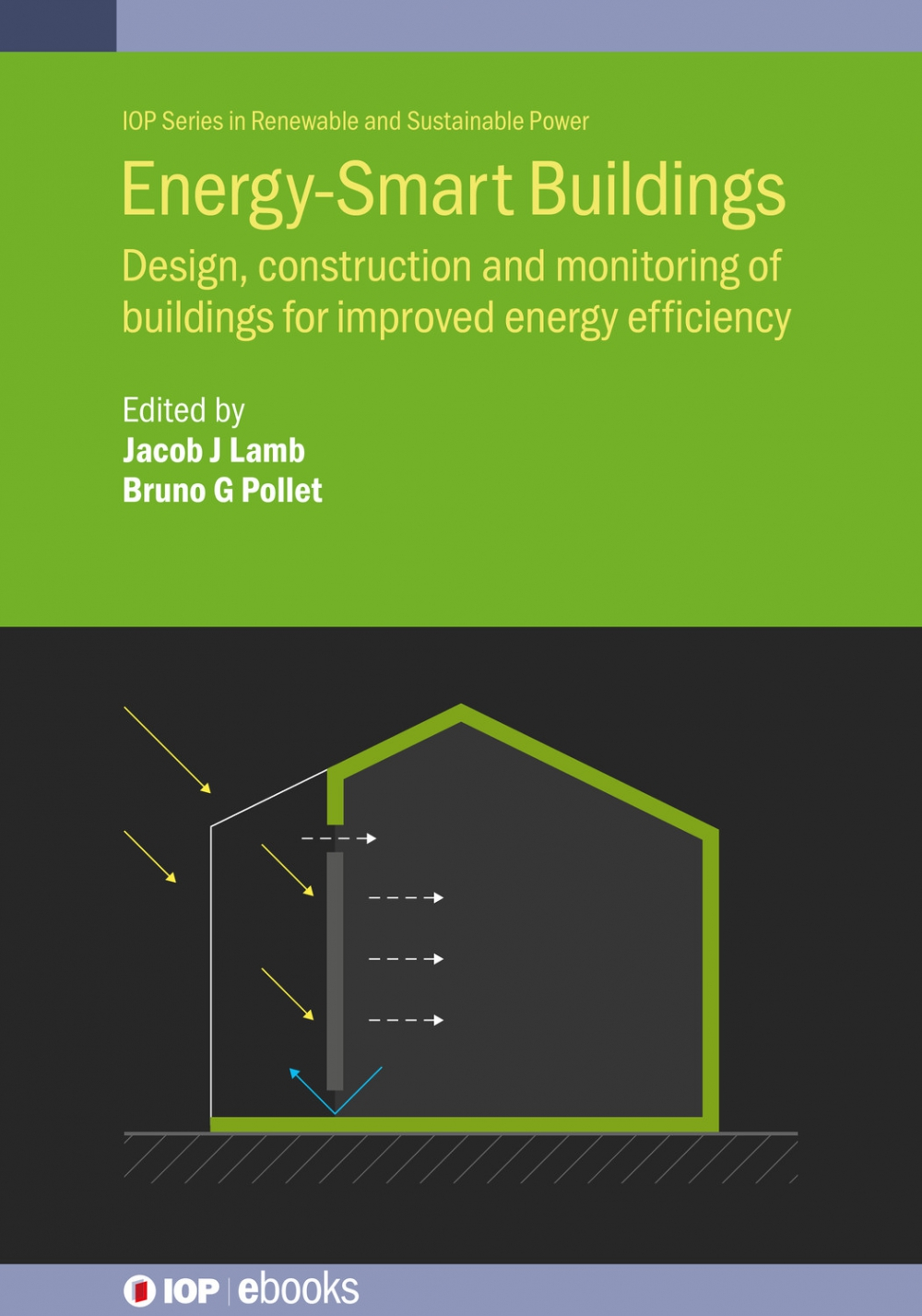 Jacket Image For: Energy-Smart Buildings