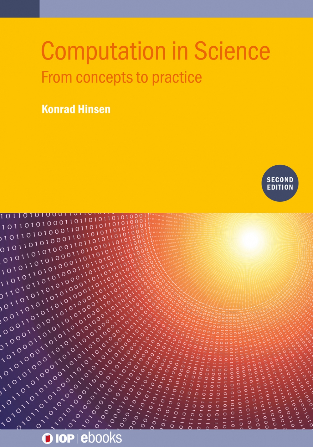 Jacket Image For: Computation in Science (Second Edition)