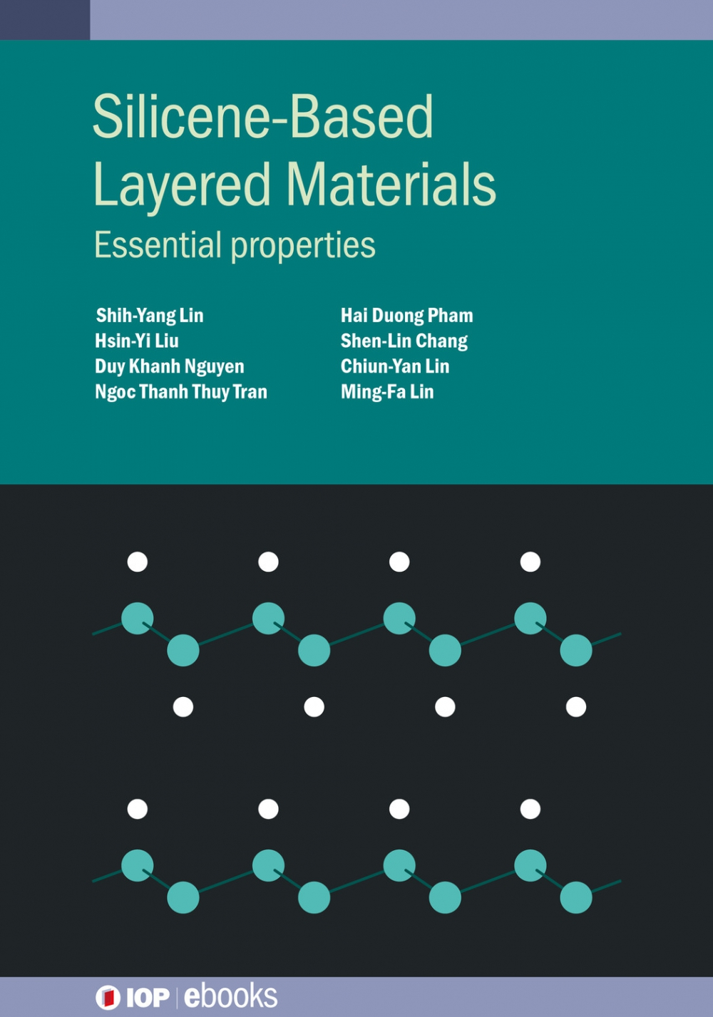 Jacket Image For: Silicene-Based Layered Materials