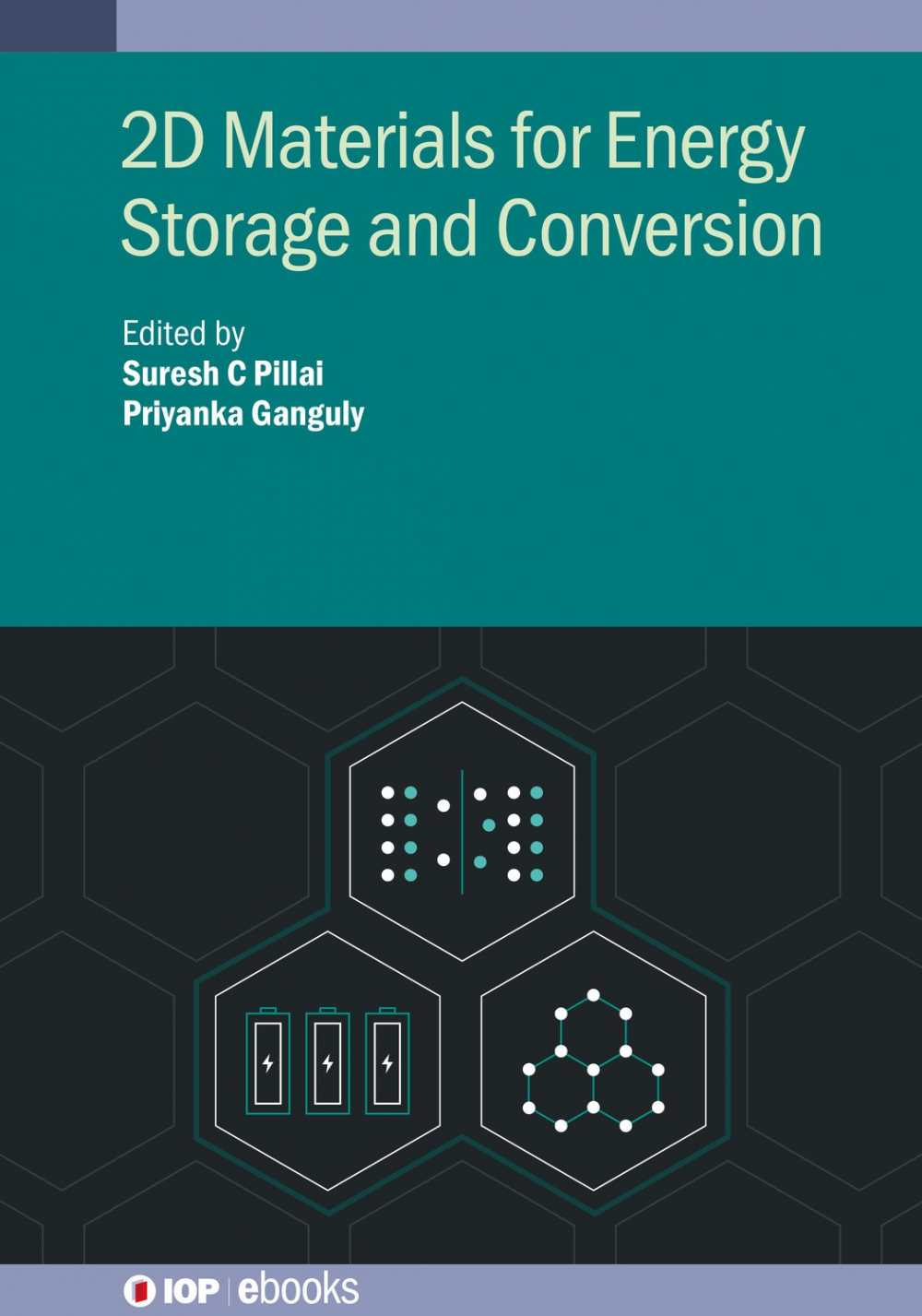 Jacket image for 2D Materials for Energy Storage and Conversion