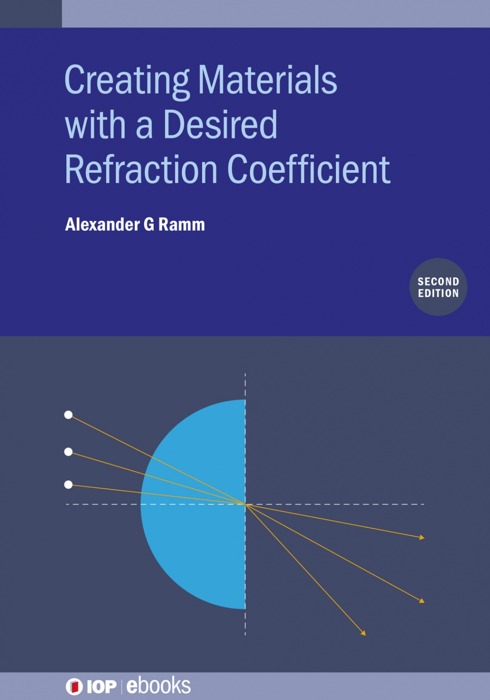 Jacket Image For: Creating Materials with a Desired Refraction Coefficient (Second Edition)