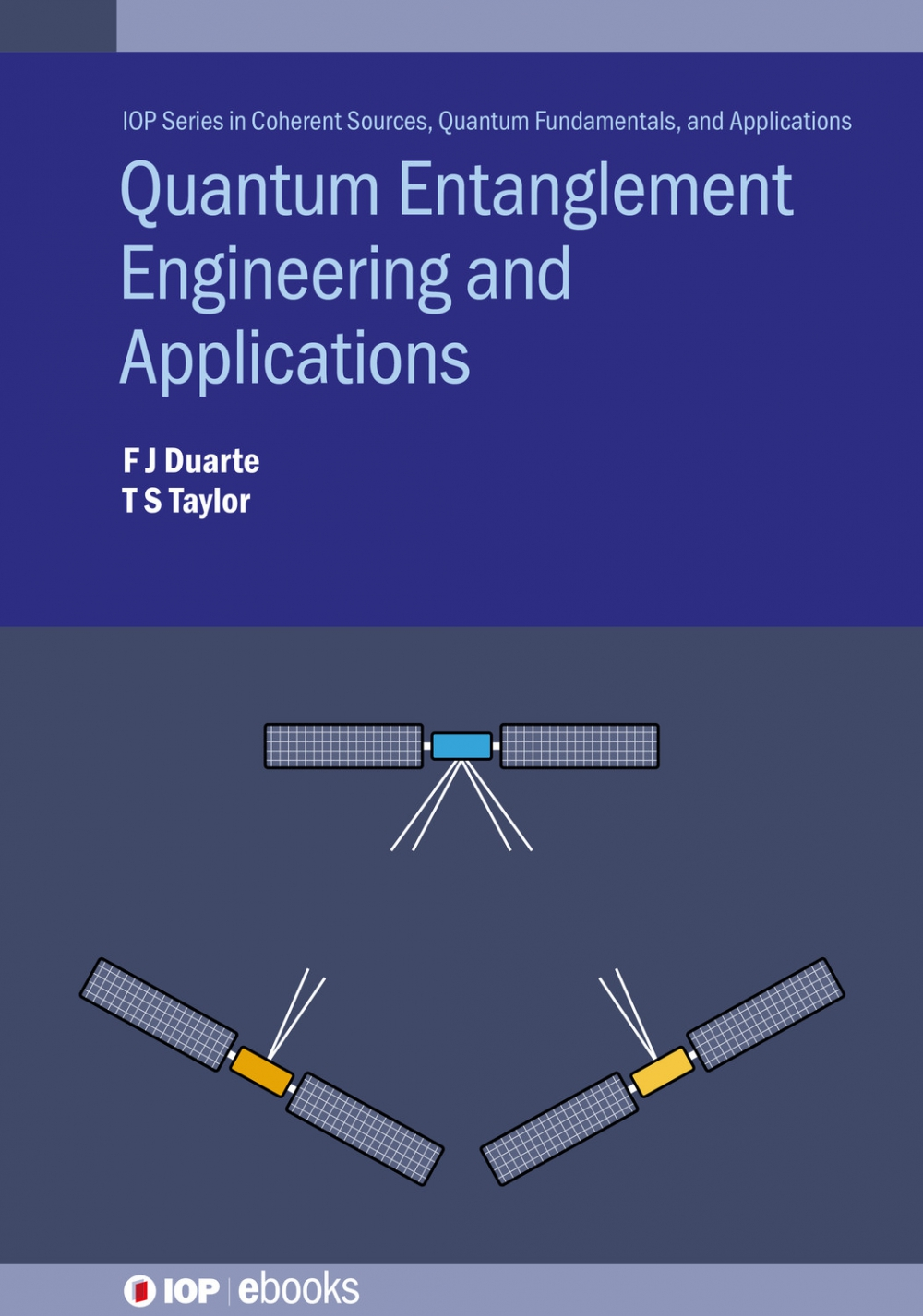 Jacket Image For: Quantum Entanglement Engineering and Applications