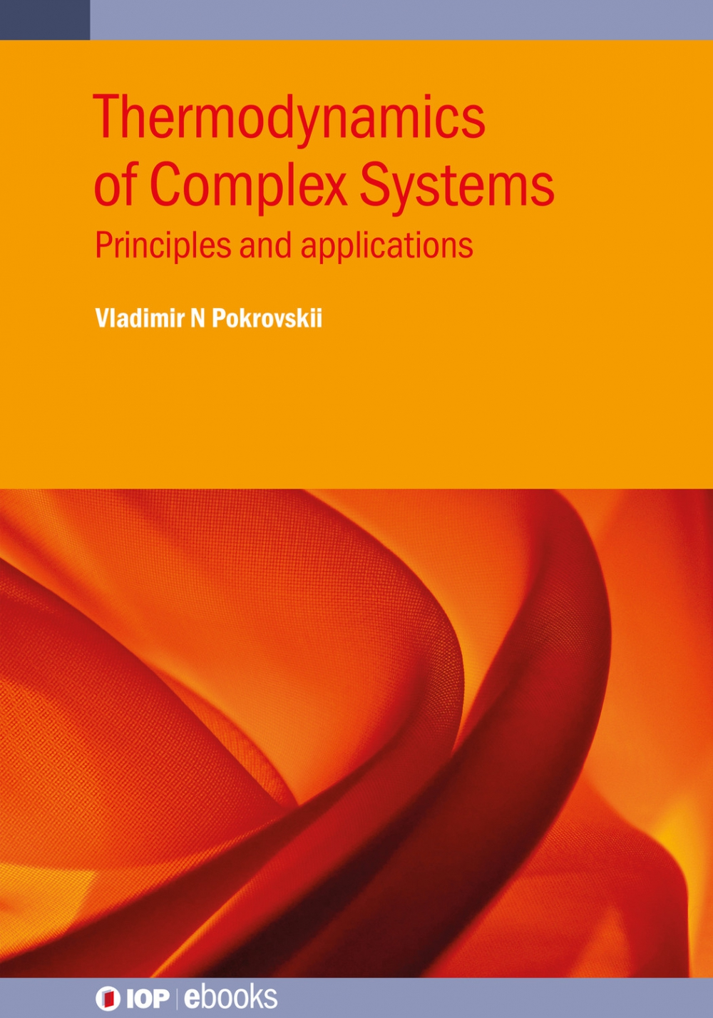 Jacket Image For: Thermodynamics of Complex Systems