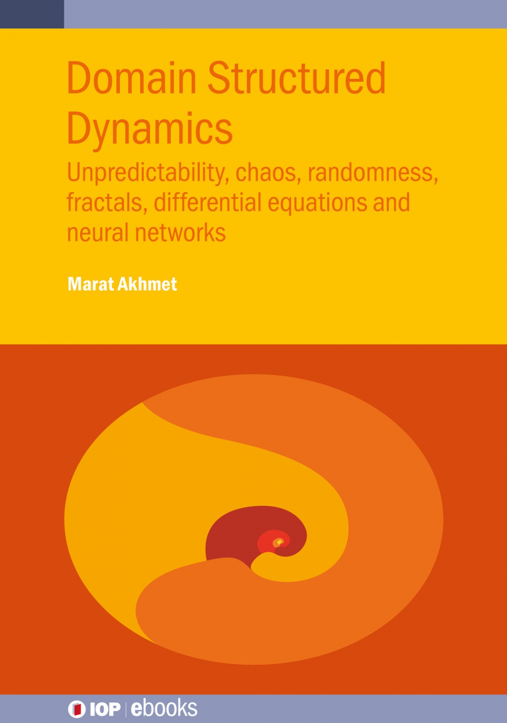 Jacket Image For: Domain Structured Dynamics