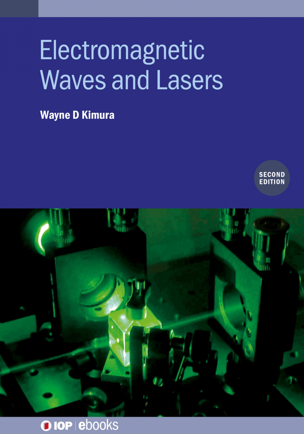Jacket Image For: Electromagnetic Waves and Lasers (Second Edition)