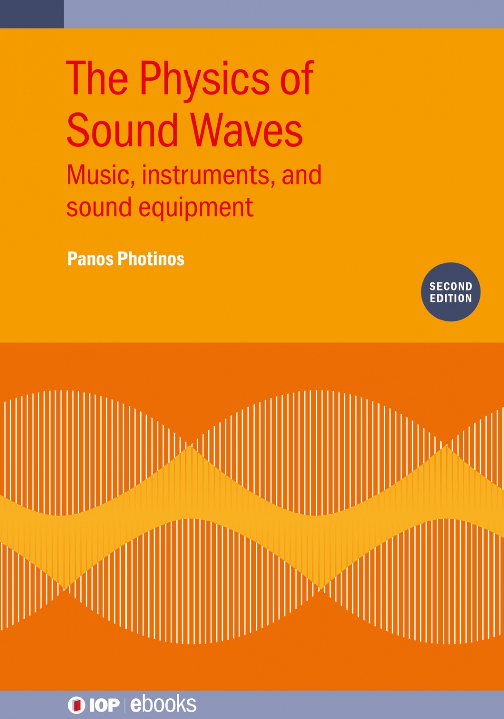Jacket Image For: The Physics of Sound Waves (Second Edition)